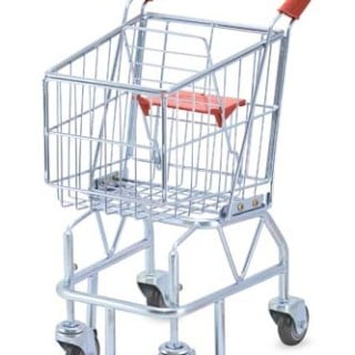 Melissa & Doug Shopping Cart (giveaway) CLOSED