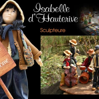 A Local Shining Moment – Isabelle d'Hauterive's Art Studio & Gallery