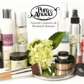 Pure Anada Natural Cosmetics, a Princess Party & an amazing giveaway (CLOSED)