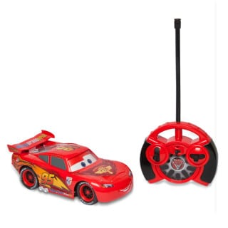 Cars 2 ~ Lightning McQueen Remote Control Car Prize Pack (CLOSED)