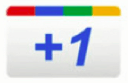 Add a Google plus one (+1) to your blog