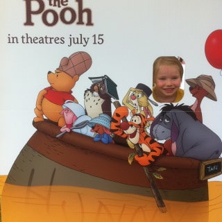 """Our own """"Pooh"""" Adventure"""