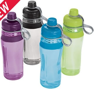 Rubbermaid® FilterFresh™ Water Bottle Giveaway (CLOSED)