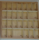 First Exposures to the Movable Alphabet