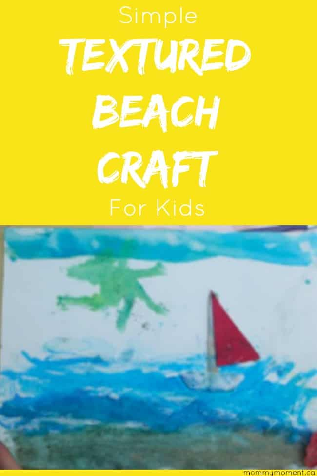 Textured Beach Craft