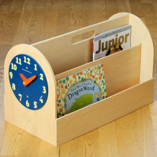 Children's books storage solution ~ Tidy Books Giveaway