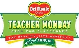 Del Monte Fresh ~ Teacher Monday