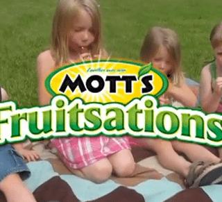 Mott's® Fruitsations Ice Bars