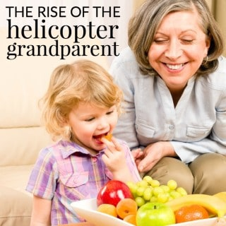 The Rise of the Helicopter Grandparent