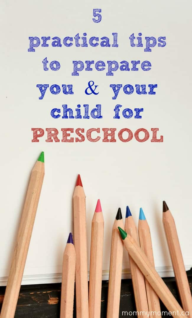 how to prepare child for preschool 5 practical tips to prepare you amp your child for preschool 692