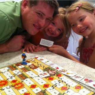 Wordless Wednesday ~ Family Game Night {with Linky}