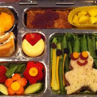 Lovable Lunches make back-to-school a little bit easier! #LMDconnector