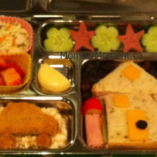 House & Car Lovable Lunch