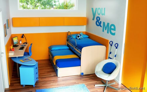 Kids bedroom decoration ideas for small room mommy moment - Toddler bedroom ideas for small rooms ...