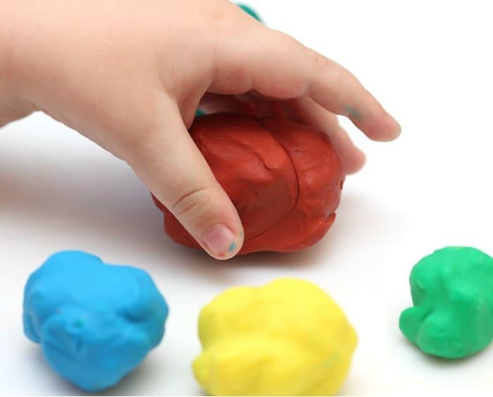 DIY Playdough for kids