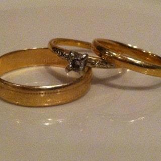 Does your ring still got bling?