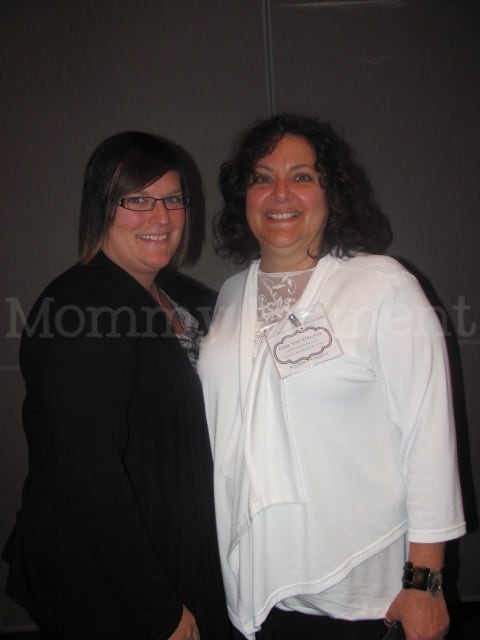 Meeting the famous Gail Vaz-Oxlade ~ Wordless Wednesday {Linky}