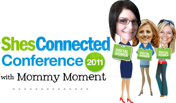 She's Connected Conference : Mommy Moment