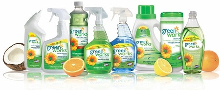 Win a 3-Hour Home Cleaning Session {Green Works Green Home Challenge}
