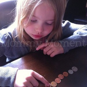 Introducing Kids to Money : Mommy Moment