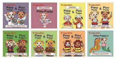 AdoraPet Children's Books #giveaway