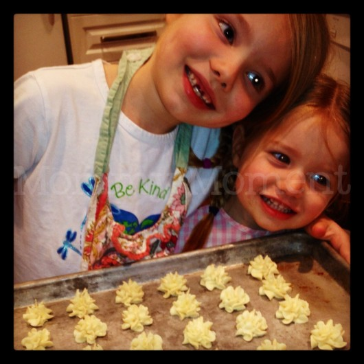 Christmas Baking : Mommy Moment