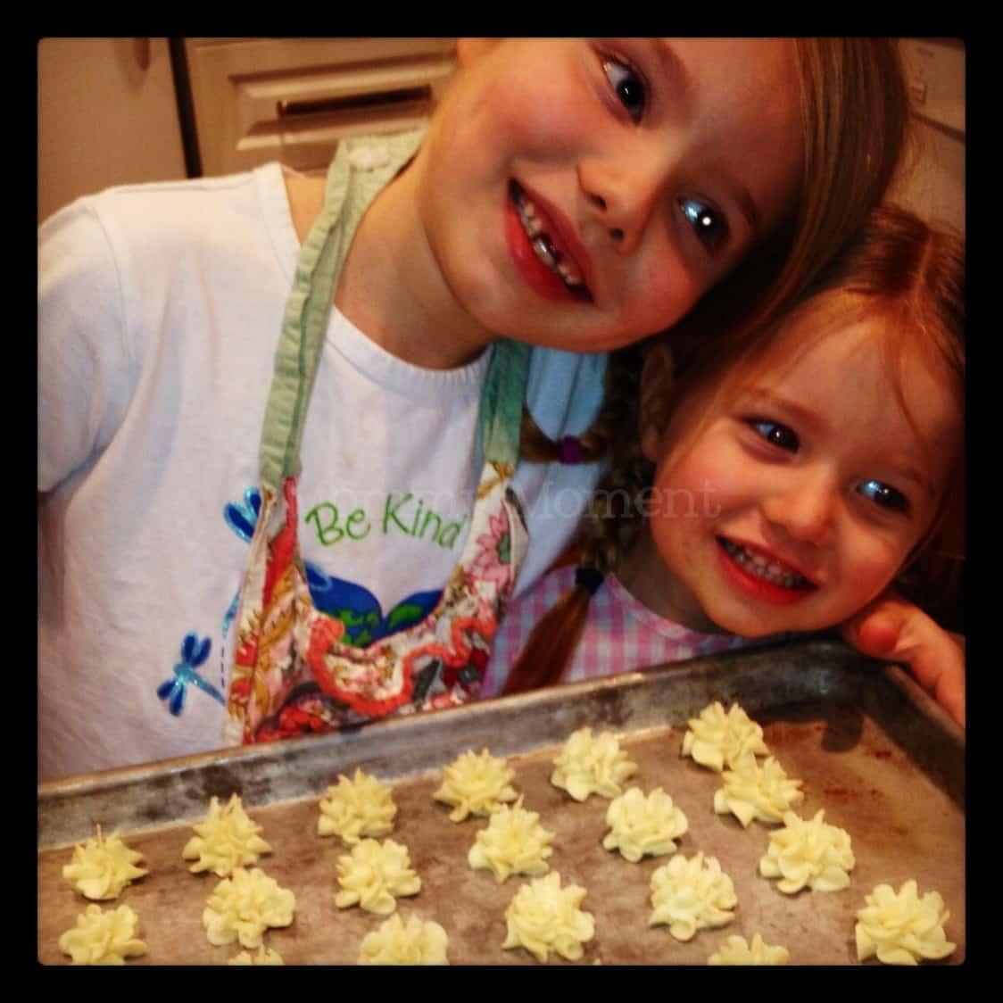 Christmas Baking {Wordless Wednesday with Photo Linky}