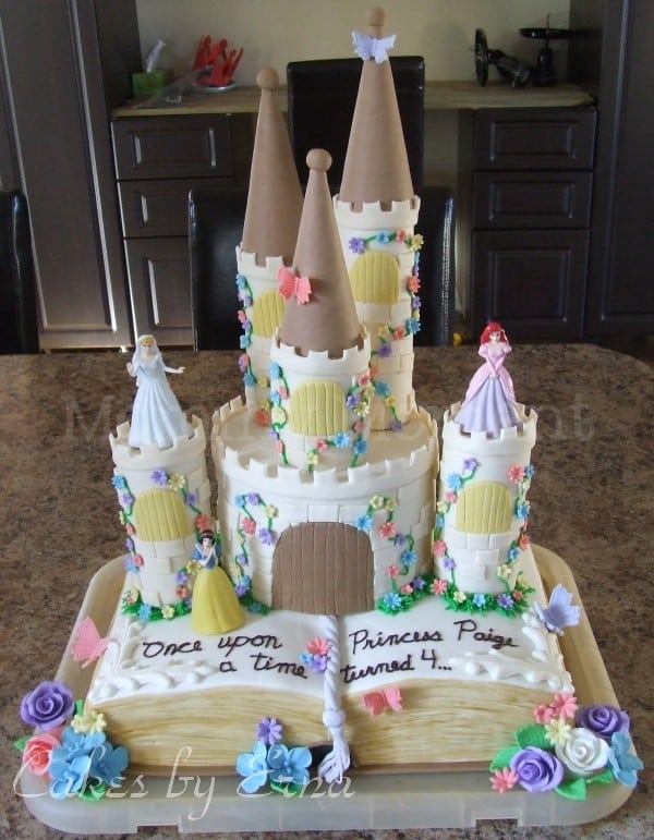 Fairy Tale Castle Cake : Mommy Moment