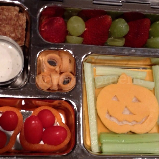 Halloween Lovable Lunch
