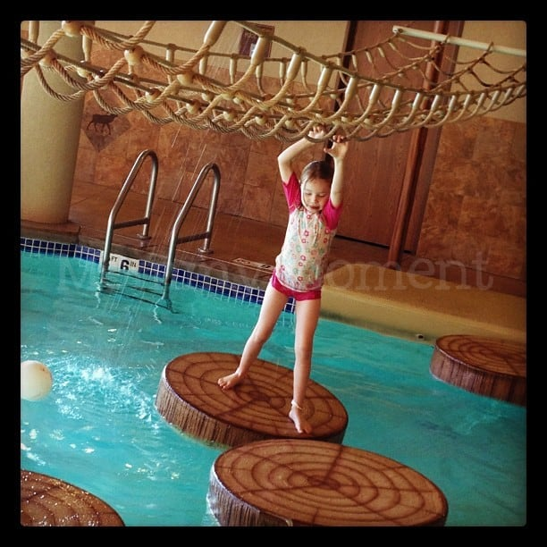 Pool Fun {Wordless Wednesday with Linky}