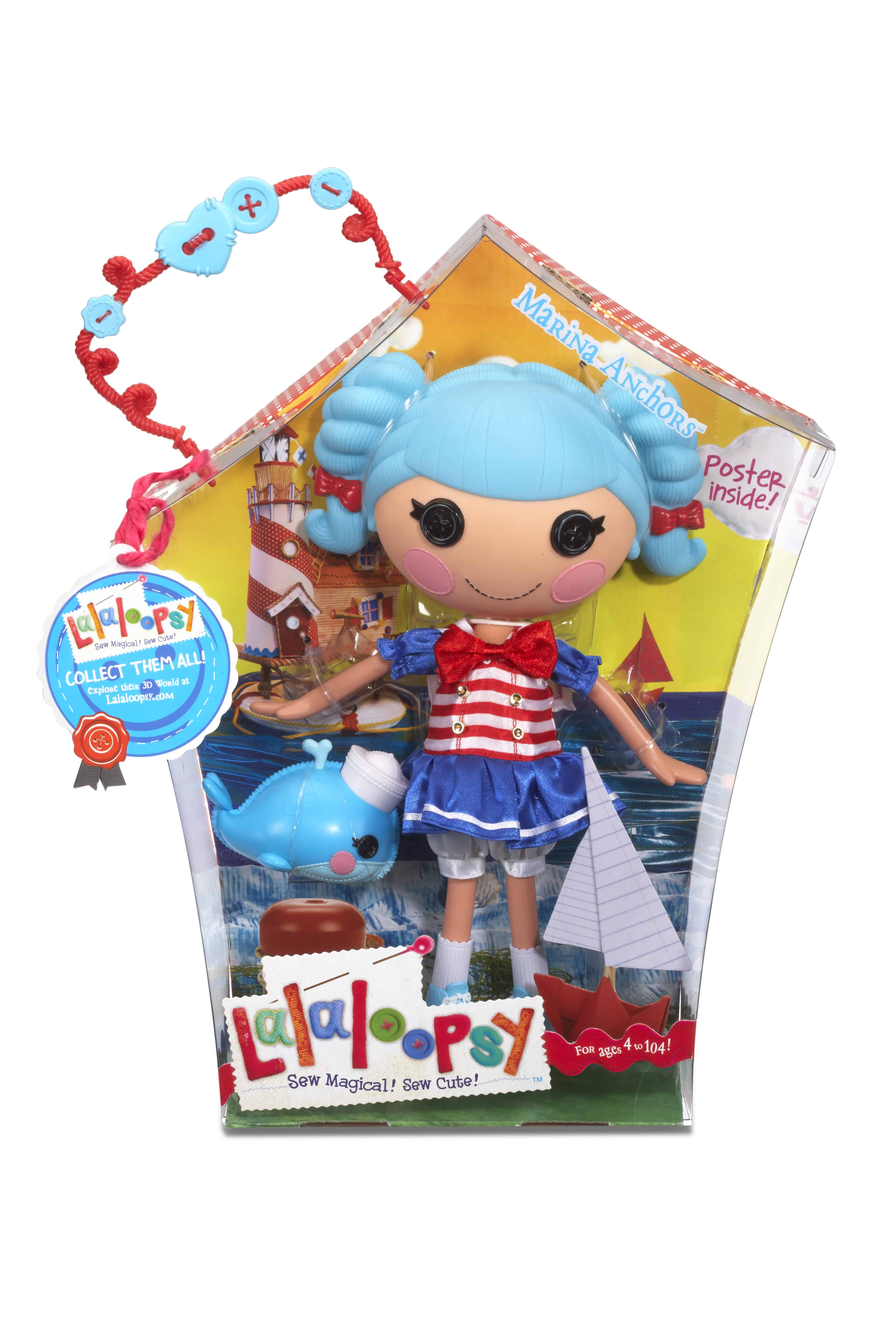 Lalaloopsy doll's are a popular choice this Christmas #giveaway