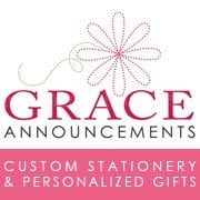 Holiday Cards from Grace Announcements ~ 3 day #giveaway