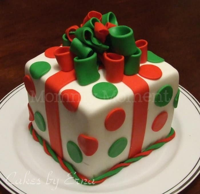 A gift (cake) for you!