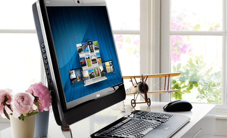 Dell Inspiron One 2320 All-in-One : Mommy Moment