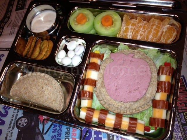 Kid Friendly Lovable Lunch