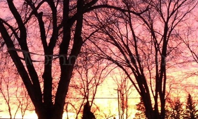 Beautiful Sky #WordlessWednesday {Linky}
