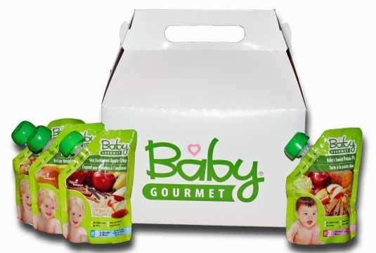 Baby Gourmet #giveaway