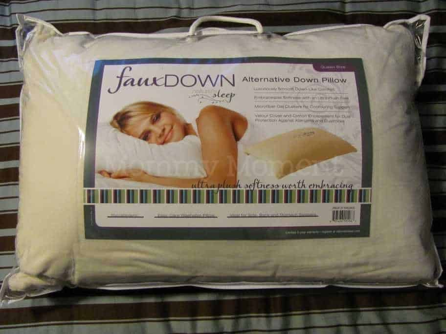 Feel Rejuvenated with Nature's Sleep Pillow ($80 value) #giveaway