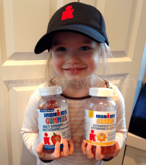 Keeping your kids healthy, one gummy at a time! #IronKids $100 Cash & $100 Vitamin Prize Pack #giveaway