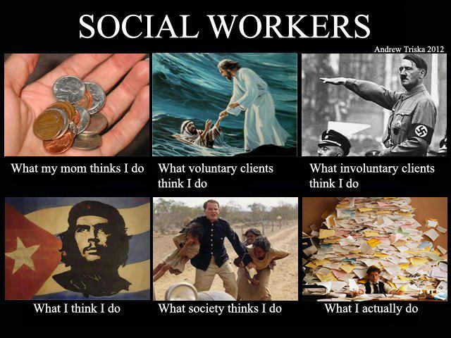 What a Social Worker really does!
