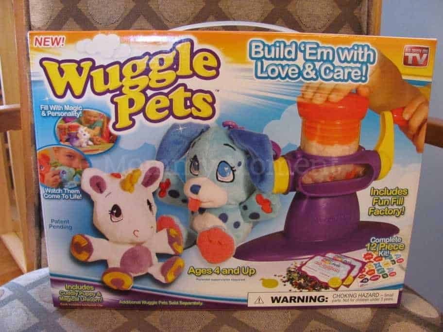 Have fun with Wuggle Pets!