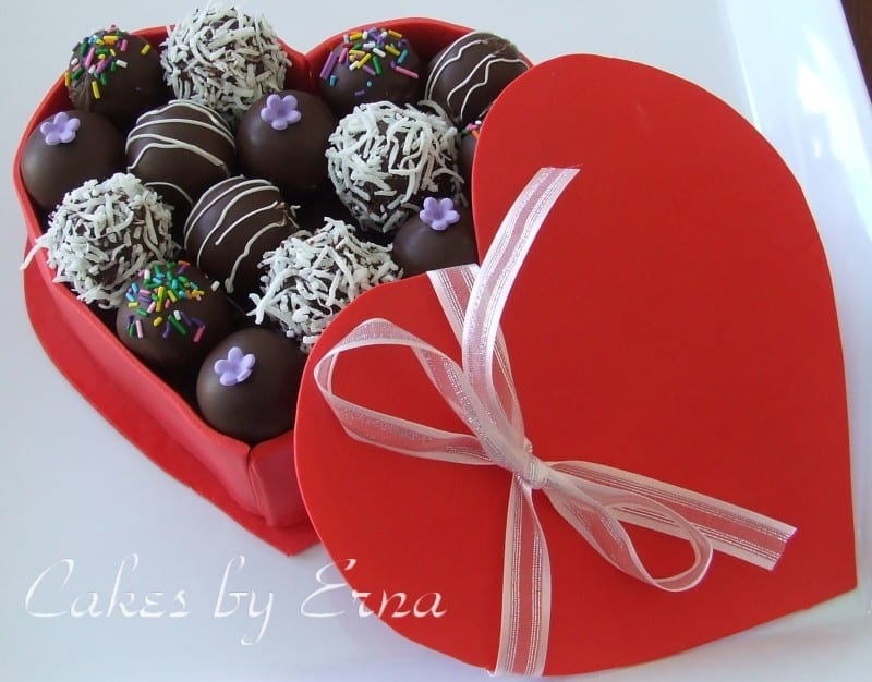 "Box of Chocolates ""CAKE"""