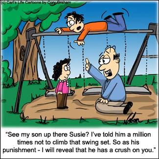 Creative Punishment