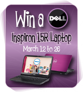 The AMAZING Dell Laptop or $500 Gift Card #Giveaway {US & CANADA}