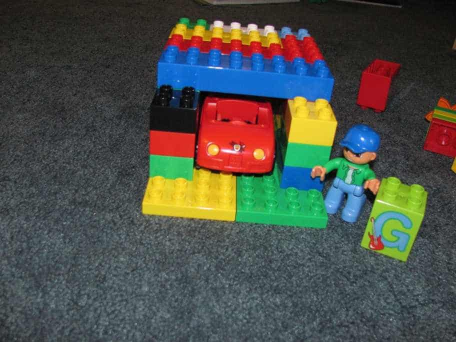 I'm Lucky To Have Lego! #LegoDuplo