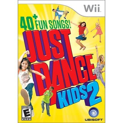 Just Dance 3 and Just Dance Kids 2