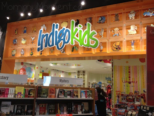 Shopping at #IndigoKids for the perfect birthday gift {giveaway}