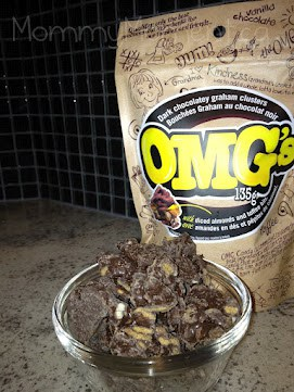 OMG, You've got to try OMG's Candy! #Giveaway