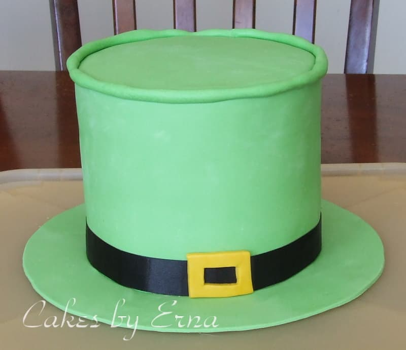 A St. Patrick's Day Leprecon Hat