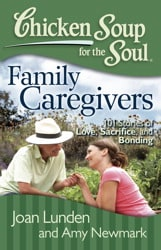 Chicken Soup for the Soul ~ Family Caregivers #giveaway {3 Winners}